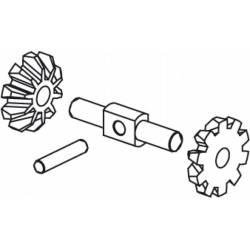 Jamara Perno differenziale e satelliti per Voltage / Major (art. 505085)