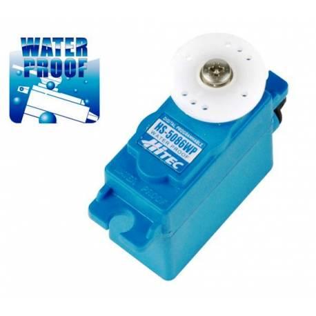 Hitec Servocomando HS-5086WP Micro Impermeabile IP67 3,6 kg/cm (art. 35086S)