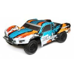 ECX Automodello Torment SCT Brushed ARTR 1/10 4WD Orange / Blue (art. ECX03243T1)