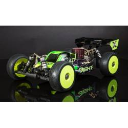 Team Losi Racing Automodello 8IGHT-X 4WD Nitro Buggy Race Kit 1/8 (art. TLR04007)