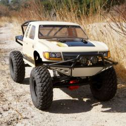 Axial SCX10 II Trail Honcho RTR 4WD con luci a LED (art. AX90059)
