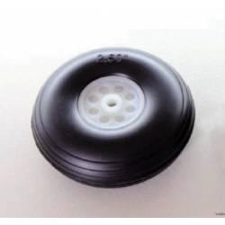 Robbe Ruota SINGOLA ultra resistente D50x18mm Foro 3mm (art. 52000011)