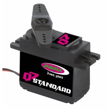 Jamara Servocomando Q7 analogico standard 6 kg/cm (art. 033215)