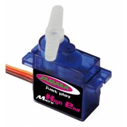 Jamara Servocomando Micro analogico 1,6 kg/cm (art. 033212)