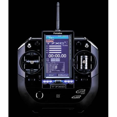 Futaba Radiocomando sticks 7XC 2,4GHz con Ricevente R334SBS Profy (art. FU1042)