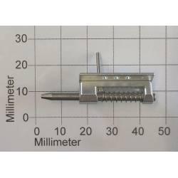 Robbe Chiusura per capottina montata in alluminio 26X16X8mm (art. 5137)