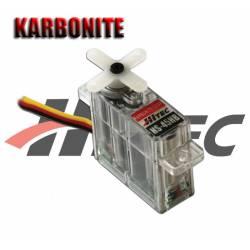 Hitec Servocomando HS-45HB Nano 1,2 kg/cm (art. 33045S)