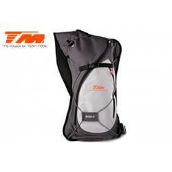Team Magic Zaino tracolla Outdoor Racing Pack per automobili 1/18 e accessori (art. 119217)