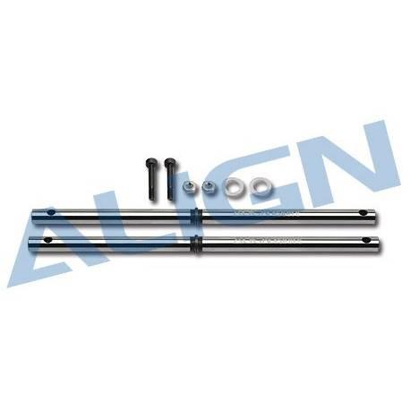 Align Albero principale 450DFC Main Shaft Set per T-rex 450 (art. H45166T)