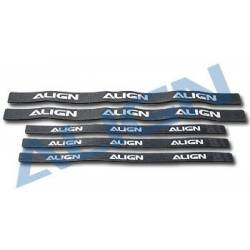 Align Strisce di velcro Hook And Loop Tape 5 pezzi (art. HN6023T)