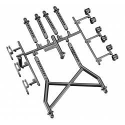 Axial Set colonnine di supporto Body Mounts Parts Tree (art. AXIC0806)