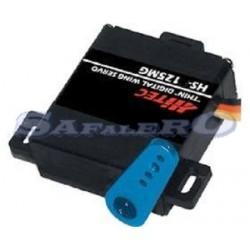 Hitec Servocomando Alare sottile HS-125MG (art. 32125S)
