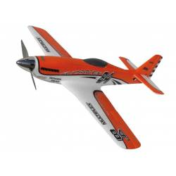 Multiplex Aeromodello elettrico FunRacer RR Orange Edition pronto per la RX (art. MP100518)