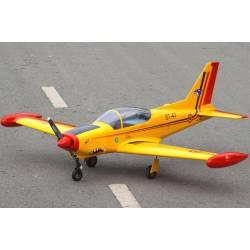 Pichler Aeromodello Siai Marchetti SF260 da 1640mm colore Giallo (art. C9698)
