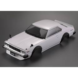 Killerbody Carrozzeria Nissan Skyline Hardtop 2000 (1977) 195mm verniciata (art. KB48701)