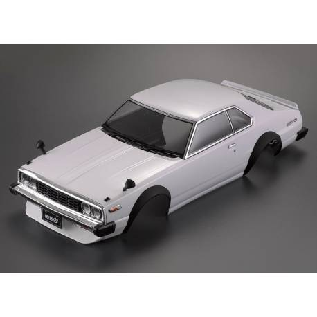 Killerbody Carrozzeria Nissan Skyline Hardtop 2000 (1977) 195mm verniciata (art. KB48701)