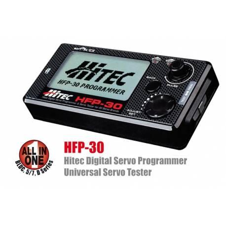 Hitec Programmatore HFP-30 Digital Servo Programmer & Universal Servo Tester (art. 44427)