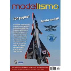 Modellismo Rivista di modellismo N°156 Novembre - Dicembre 2018