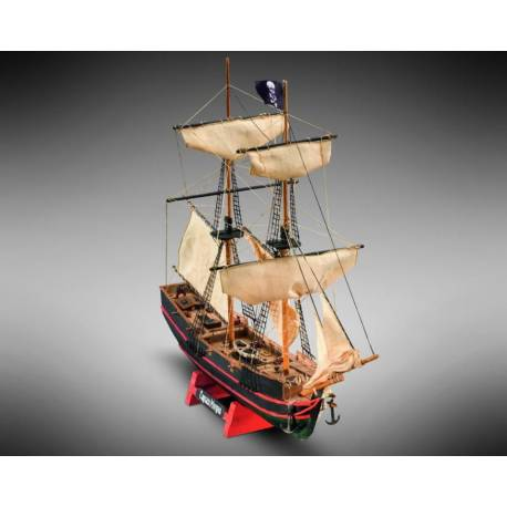 Mini Mamoli Galeone del Capitano Henry Morgan scala 1/135 (art. MM05)
