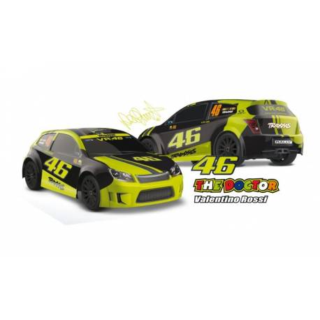 Traxxas Automodello Latrax Rally 4WD scala 1/18 Valentino Rossi VR46 (art. TXX75064-1VR46)