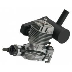 O.S. Engine Motore GT22 Benzina WT1054 W/E-5040 silencer (art. OS1584)