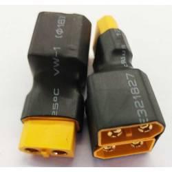 Maxpro Connettore in serie per due batterie attacco XT60 (art. MAXCPXT60S)