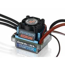 Hobbywing Regolatore Ezrun SL60 60A Brushless sensorless per 1/10 - 1/12 81010190 (art. EZRUN-60A-V2)