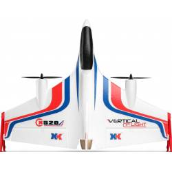Siva Toys Aeromodello Flitzy F500 X520 Brushless con volo verticale Ready To Fly (art. 70220)