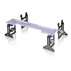Hudy Sistema Set-up alluminio per 1/8 On-Road (art. 108005)