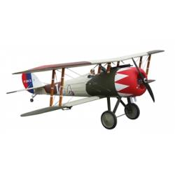 Seagull Models Biplano Nieuport 28 Replica 1720mm ARF (art. SEA303)