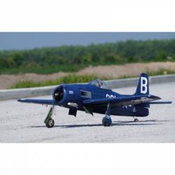 VQ Model Aeromodello Grumman F8F Bearcat ARF 30cc 2020mm (art. PA2004)