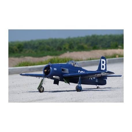 VQ Model Aeromodello Grumman F8F Bearcat ARF 30cc 2020mm (art. PA2004)