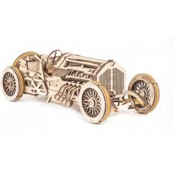 Ugears Modello di auto U-9 Grand Prix in legno da assemblare (art. SI-70044)