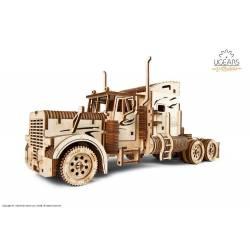 Ugears Modello di Camion Heavy Boy Truck VM-03 in legno da assemblare (art. SI-70056)
