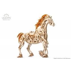 Ugears Modello meccanico Cavallo in legno da assemblare (art. SI-70054)