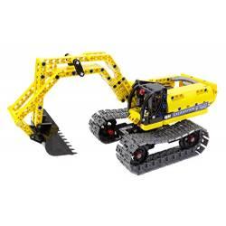 Siva Toys Escavatore e robot Tekno Bricks 2in1 (art. SI-85050)