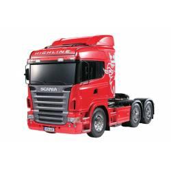 Tamiya Camion radiocomandato Scania Highline R620 6x4 scala 1/14 (art. 56323)