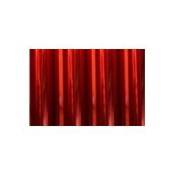 Oracover 2 mt Rosso TRASPARENTE (art. 21-029-002)