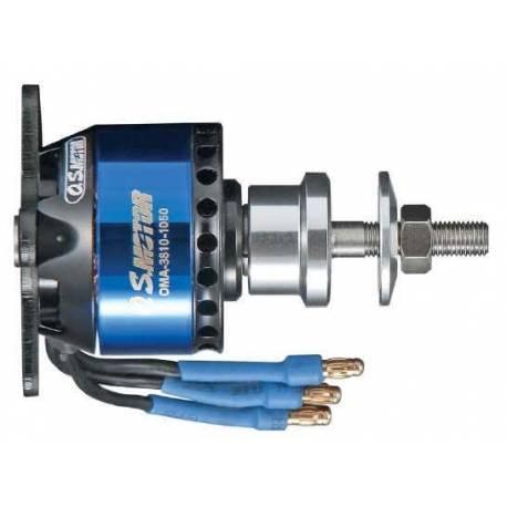 O.S. Engines Motore brushless OMA-3810-1050 (1050 KV) (art. OS51010910)