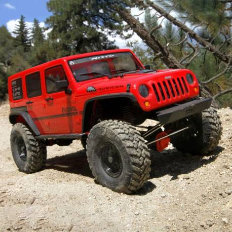 Axial SCX10 II Jeep Wrangler Unlimited CRC Brushed Rock Crawler RTR 4WD (art. AXID9060)