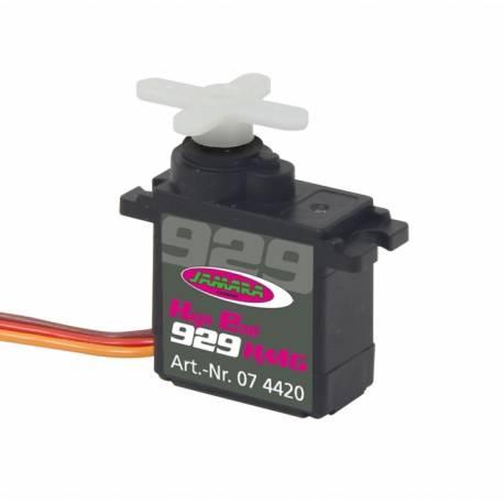 Jamara Servocomando Mini High End 929HMG (art. 074420)