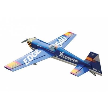 Seagull Models Aeromodello Edge 540 V2 1970mm Blu ARF (art. SEA026A)
