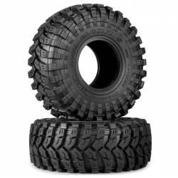 Axial Coppia gomme 2.2 Maxxis Trepador Tires R35 AX12022 (art. AXIC2002)