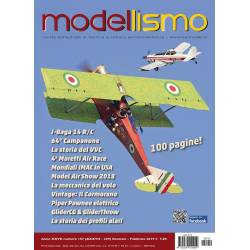 Modellismo Rivista di modellismo N°157 Gennaio - Febbraio 2019