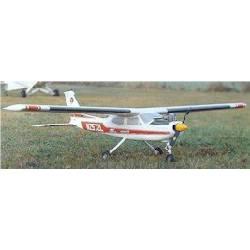 Aviomodelli Aereo Cessna 177 Mini Cardinal 1730mm per motori 6,5-10cc (art. 70076)