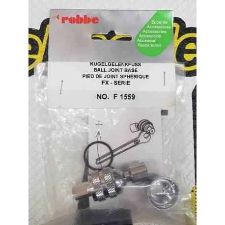 Robbe Ball Joint base per trasmettitori FX Series (art. F1559)