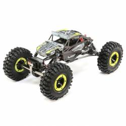ECX Temper Rock Crawler RTR scala 1/18 4WD Gen 2 Brushed Giallo (art. ECX01015IT1)