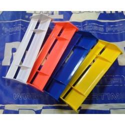 RPM Alettone posteriore doppia ala giallo (art. H803)