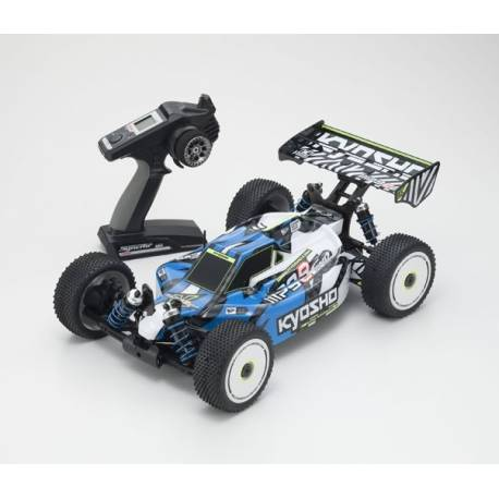 Kyosho Inferno MP9E EVO Readyset Buggy RC elettrico con radio KT331P (art. 34106T1B)