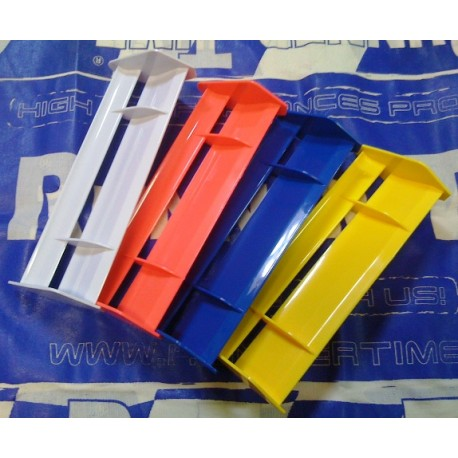 RPM Alettone posteriore doppia ala blu (art. H803)